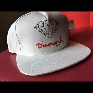 Diamond Supply Company SnapBack Hat